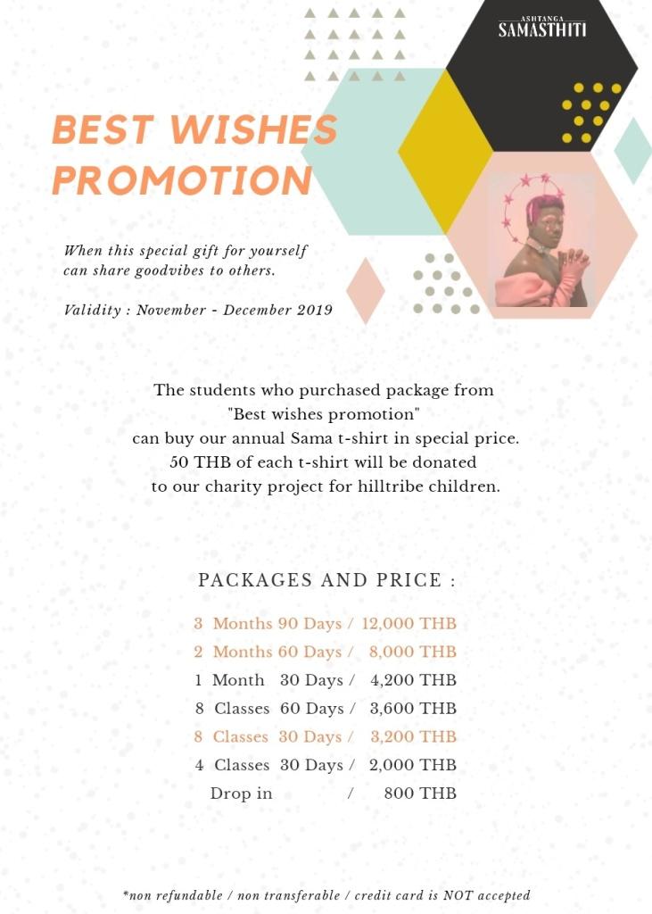 ashtanga samasthiti price promotion